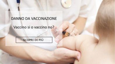 danno da vaccinazione