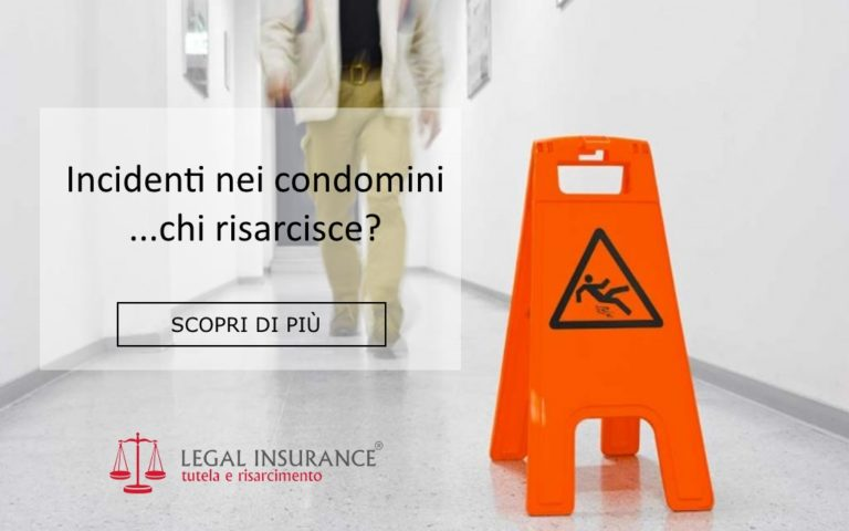 incidenti condomini